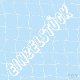 Sonderangebot - Boy Katzennetz - extra stark - weiß - 50mm Maschenweite - 3,90 x 1,00m