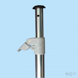 Telescopic Rod for clamping up to 350cm, Ø 28mm - between floor and ceiling