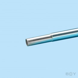 Telescopic rod extension - length 500mm