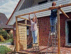 Terrassensicherung - Boy-Katzennetze